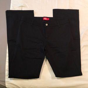 Black Dickie Pants